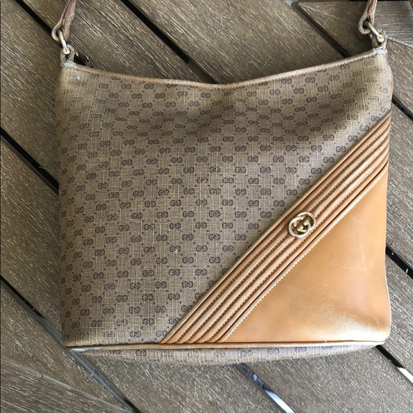 Gucci Handbags - G U C C I  (vintage)